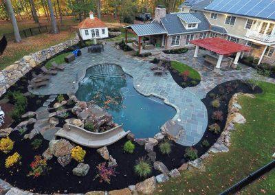 Backyard Stay-cation